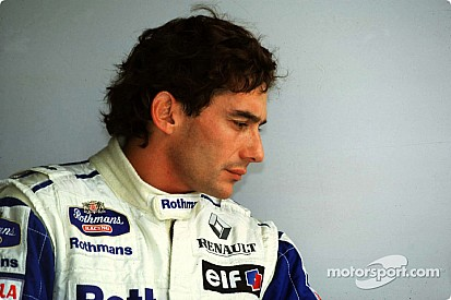 Fotogallery: Imola, l'ultima gara di Ayrton Senna