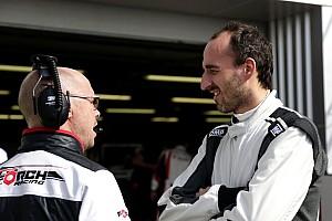Formula E Son dakika Kubica Donington'da Formula E aracını test etti