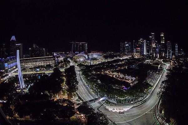 Formel-1-Kalender 2018: Singapur soll bleiben, sagt Chase Carey