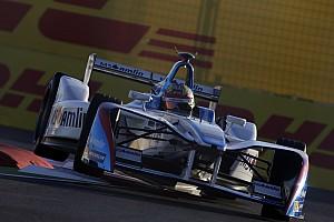 Formule E Nieuws Frijns pijnvrij tijdens pitstopoefening