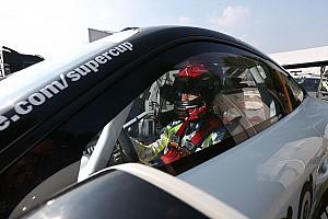 Porsche Supercup Gara Domino assoluto di Michael Ammermueller in Gara 1 a Barcellona