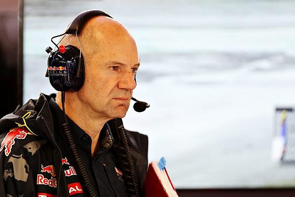 """Formule 1 Nieuws Newey over update RB13: """"We hadden geen wonderen verwacht"""""""