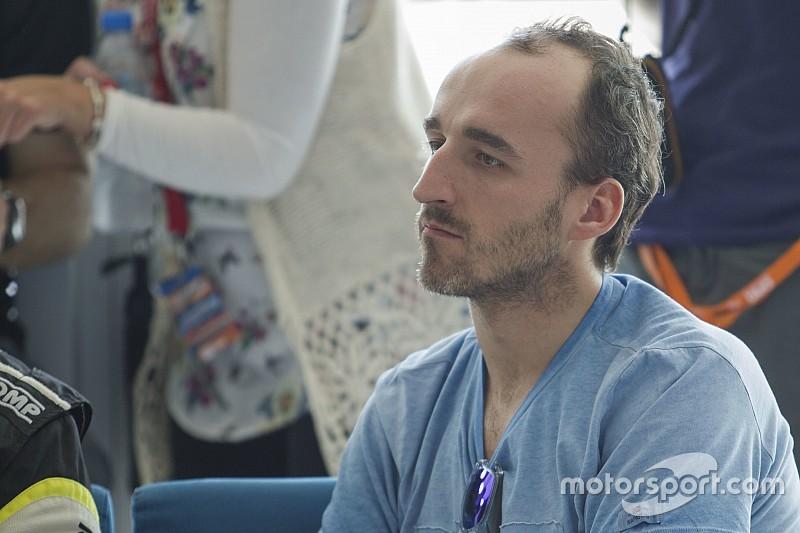 Kubica, Monza'da SMP Racing'in LMP2 aracını test edecek