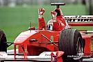 Michael Schumacher sok időt töltött a Monacói GP élén