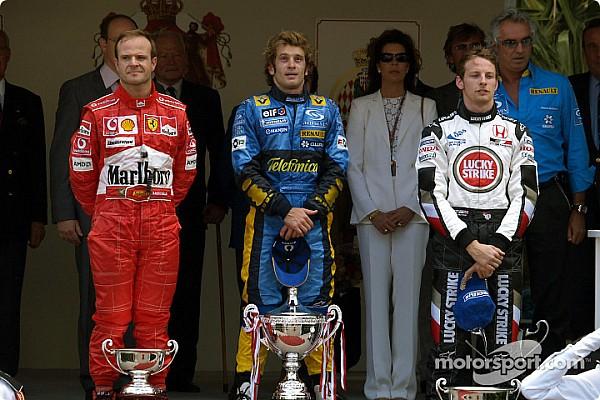 GALERÍA: los ganadores del GP de Mónaco desde el 2000