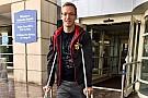IndyCar Bourdais recebe alta de hospital e volta para casa