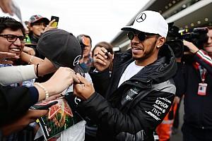 Formula 1 Breaking news Tingkat kepopuleran Hamilton mulai samai Schumacher