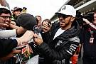 Formula 1 Tingkat kepopuleran Hamilton mulai samai Schumacher