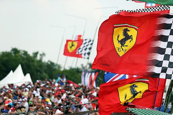Formula 1 Ferrari stays most popular team, Mercedes makes big gains