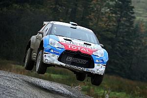 WRC Actualités Citroën est parti d'une feuille blanche pour sa nouvelle C3 R5