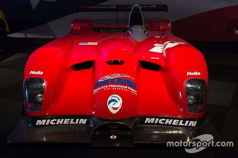 Panoz revela un nuevo 'concepto' para Le Mans