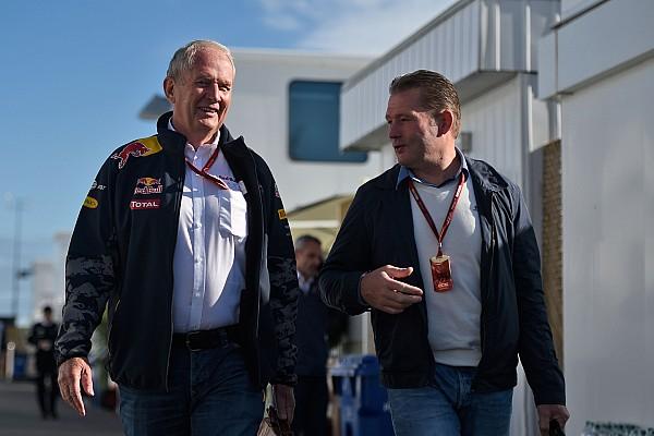 Tost noemt rol Jos Verstappen bij Red Bull-talenten 'zeer goed idee'