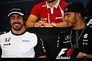 Алонсо і Хемілтон завітають на прес-конференцію FIA у четвер
