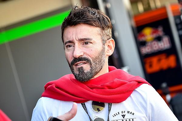 Superbike-WM News Supermoto-Unfall: Max Biaggi mit Verletzungen im Krankenhaus