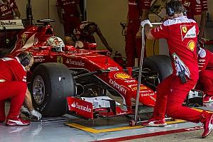 F1 Noticias de última hora Mercedes dice que Ferrari sacó ventaja al probar Vettel los Pirelli de 2017