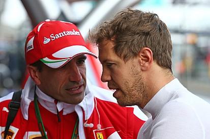 F1 'Vettel es un auténtico líder, el primero en llegar y el último en irse'