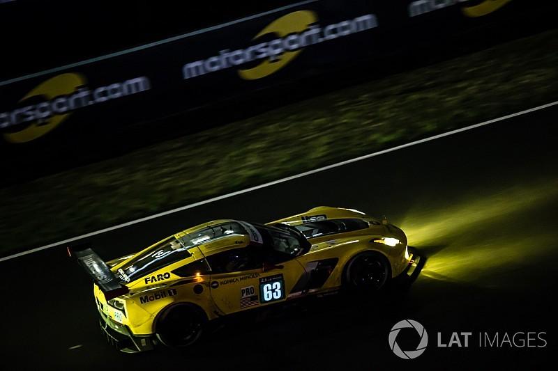 """Antonio García: """"A los pilotos de GT nos gustaría poder rodar en3:40 en Le Mans"""""""