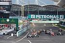 La Malaisie ouverte au retour de la F1 si le spectacle s'améliore