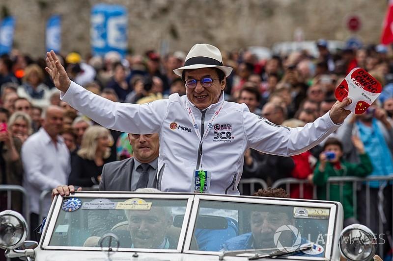 """Jackie Chan: """"Il secondo posto di Le Mans è come un Oscar!"""""""