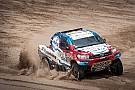 Dakar Van Loon niet naar Dakar 2018: