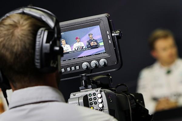 """F1 突发新闻 F1将对中国维持""""免费电视"""",乐视体育本周末将转播巴库"""