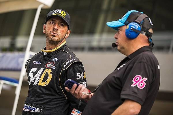 NASCAR Mexico Reporte de calificación Jorge Goeters, con la pole position en NASCAR México en León