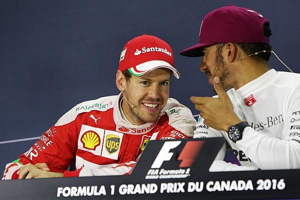 Stop/Go Livefeed Vettel meg akarja beszélni, Hamilton nem