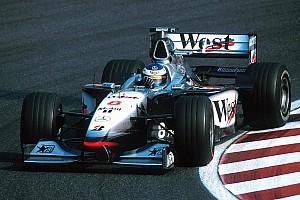 Formel 1 Historie F1-Legenden: McLaren-Mercedes MP4/13