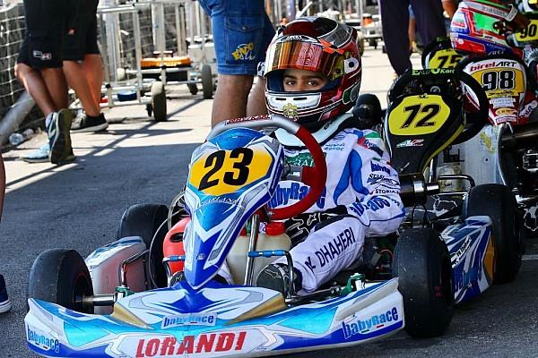 كارت تقرير السباق راشد الظاهري يحرز المركز الأول ضمن الجولة الرابعة لسباق تروفيو أدريا في إيطاليا