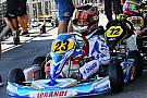 كارت راشد الظاهري يحرز المركز الأول ضمن الجولة الرابعة لسباق تروفيو أدريا في إيطاليا