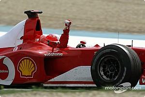 Formel 1 Fotostrecke Die Formel-1-Rekorde von Michael Schumacher