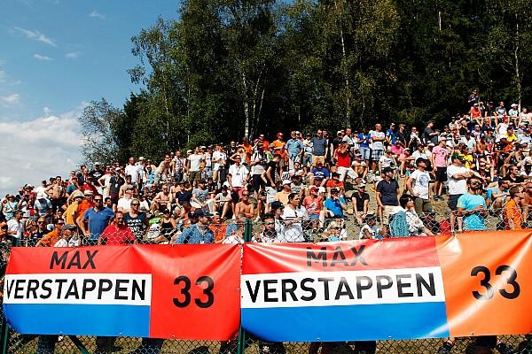 Формула 1 Новость «Эффект Ферстаппена» помог распродать билеты на гонку в Бельгии