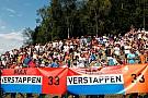 «Эффект Ферстаппена» помог распродать билеты на гонку в Бельгии