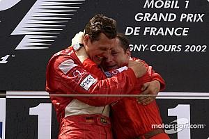 Формула 1 Ностальгія 15 років тому: п'ятий титул Міхаеля Шумахера