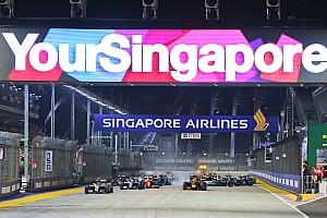 Formula 1 Breaking news Singapura semakin dekat dengan kontrak baru F1