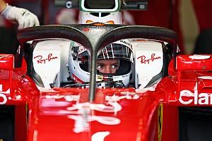 Formule 1 Actualités Vettel : Refuser le Halo serait