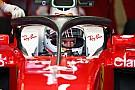 Vettel : Refuser le Halo serait