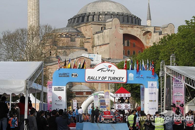 WRC 2018 mit Türkei und Kroatien?