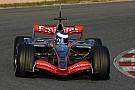 Geçmişe bakış: Hakkinen, McLaren MP4-21'i test ediyor