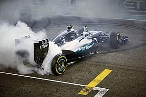 F1 Noticias de última hora El F1 campeón de Rosberg se exhibirá en el museo de Mercedes