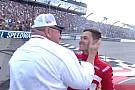 NASCAR Cup Festa de Chip Ganassi por vitória de Larson chama atenção
