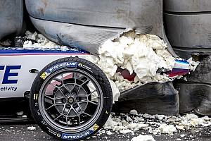 Формула E Важливі новини Відео: добірка усіх найяскравіших аварій третього сезону Формули E