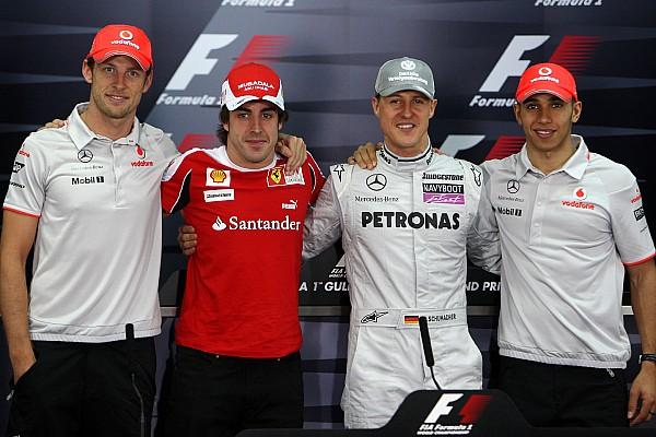 Diaporama - Les pilotes aux 200 départs en Grand Prix