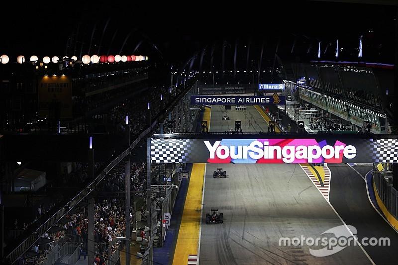 F1 ingin tambah balapan jalanan di Asia