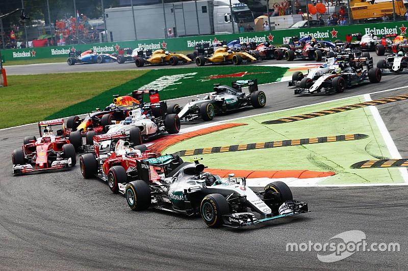 Confira os horários do GP da Itália de F1