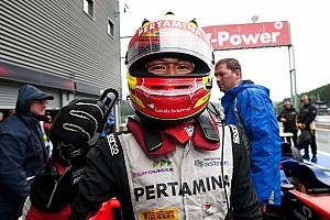 FIA F2 Nostalgia Ketika Rio Haryanto cetak pole GP2 perdana sebagai seorang rookie