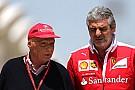 """Lauda geeft toe: """"Mijn hart ligt bij Ferrari"""""""