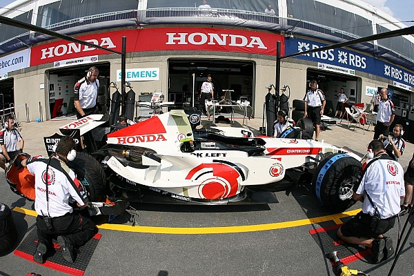 GALERI: Kilas balik sejarah Honda di Formula 1