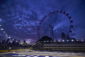 مواعيد عرض جائزة سنغافورة الكبرى 2017