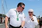 Bernie Ecclestone: McLaren F1 wird mit Renault auch nicht glücklicher